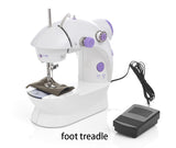 Buy Mini Handheld Pedal Sewing Machine