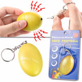 Personal Security Alarm Key-chain