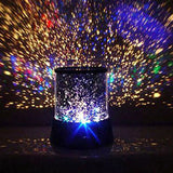 Romantic Sky Star Master Projector Lamp LED Night Light