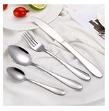 Buy Cheap Colorful Cutlery Rainbow Flatware Set
