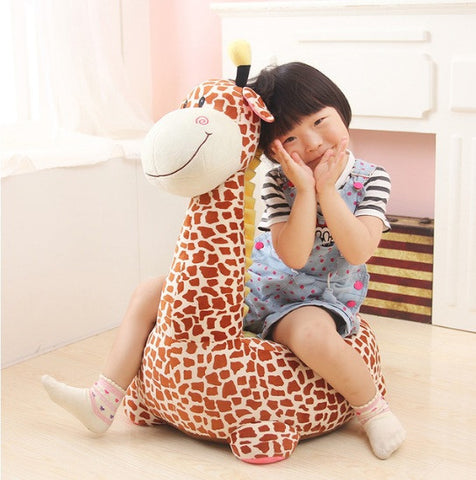 Kids Giraffe Sofa Chair