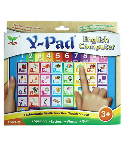 Y Pad English Learning Tablet