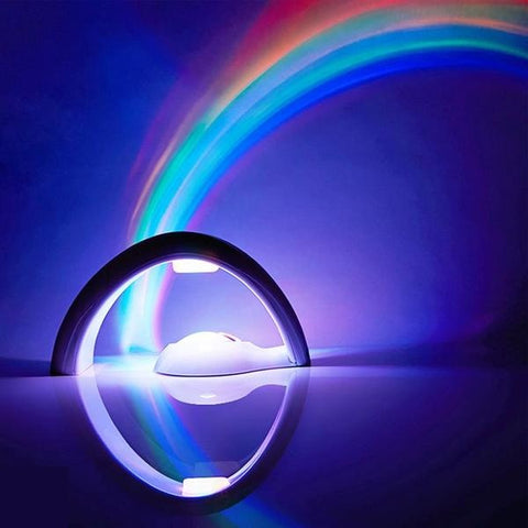 Magical Rainbow Projector & Night Light