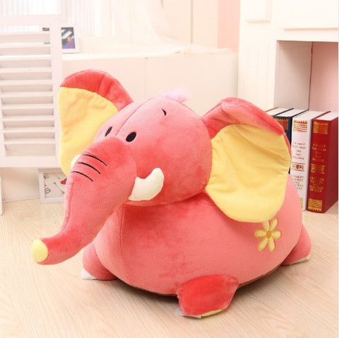 Cute Elephant Kids Sofa Chair