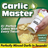 Garlic Master - Minced Garlic in Seconds