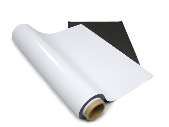 MANN MAGNETICS MAGPAPER - For wide format and desktop aqueous inkjet printers