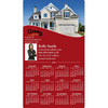 Real Estate Agent Calendar Magnets - PostageSaver Full Magnetic Back