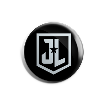 Justice League Badge Magnet