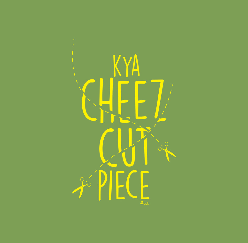 Kya Cheez Cut Piece Design
