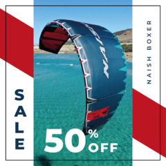 SPECIAL COVID-19 BLOW-OUT SALE: 50% OF NAISH BOXERS