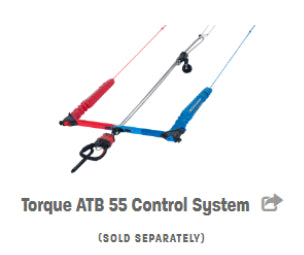NAISH TORQUE ATB 55 - KITE CONTROL BAR