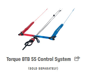 NAISH TORQUE BTB 55 - KITE CONTROL BAR