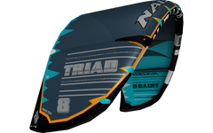 Naish Triad Kite Grey/Teal