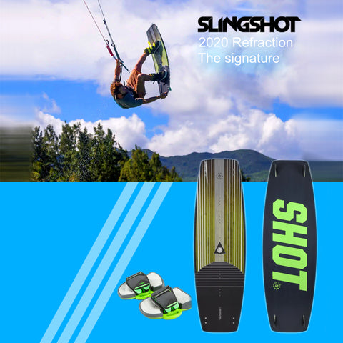 Board - Slingshot 2020 Refraction