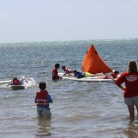 Saturday's Watersport Camp