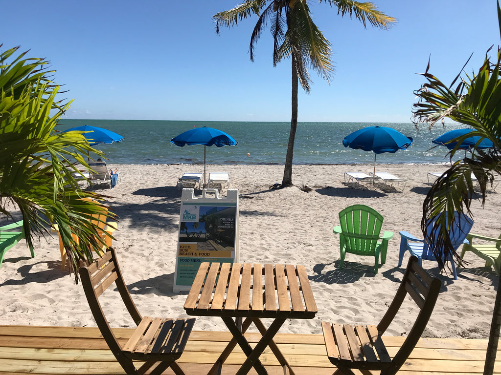 Beach Lounge Half-Day with complimentary kayak or SUP