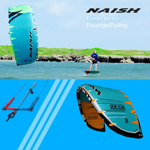 Kite - Naish Boxer