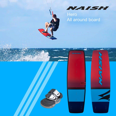 Board - Naish Hero