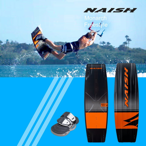Board - Naish Monarch