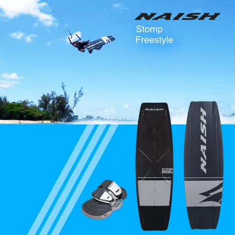 Board - Naish Stomp