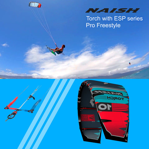 Kite - Naish Torch with ESP