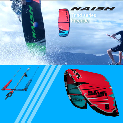 Kite - Naish Triad