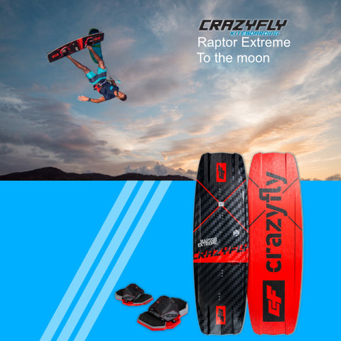 Board - Crazyfly Raptor Extreme