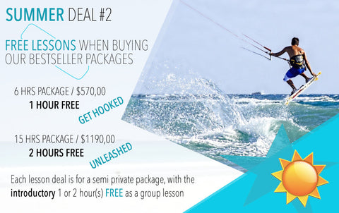 SUMMER DEAL #2:  FREE EXTRA LESSONS when buying our Best-seller courses