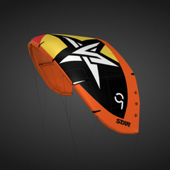 Starkite kitesurfing gear package