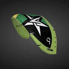 Starkite kitesurfing gear package and kitesurfing lessons