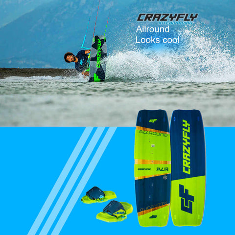 Board - Crazyfly Allround