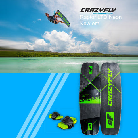Board - Crazyfly Raptor LTD Neon