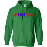 #HillYes Hashtag Hill Yes Support TShirt