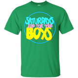_quot_Saturdays Are For the Boys Logo Tee _quot_