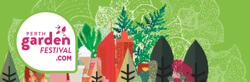 Urban Revolution will be at the Perth Garden Festival