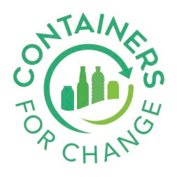 Containers for change logo