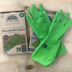 Eco friendly cleaning gloves