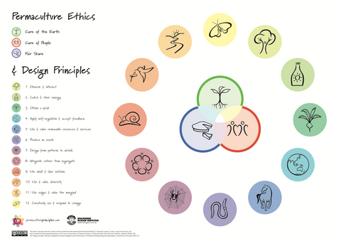 Permaculture Design Ethics and Principles