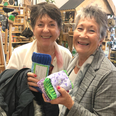 Jan's dishcloths 100% cotton reusable eco-friendly customer reviews
