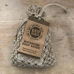 Hemp bag eco friendly soap