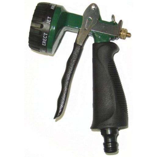 Ryset 8 Way Trigger Action Nozzle Garden