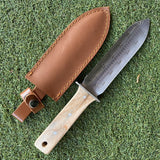 Hori Hori - Traditional Asian Soil Knife with Sheath