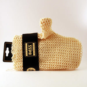 Sisal Hand Glove - Bass Body Care