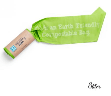 Compostable Bin Liners - 8L