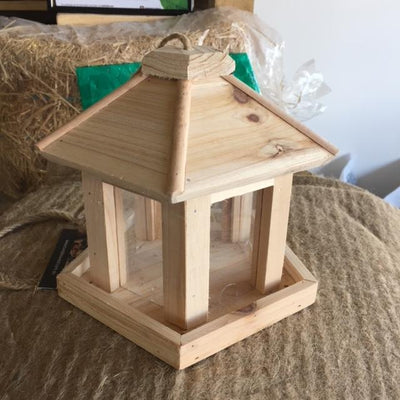 Gazebo Native Bird Feeder