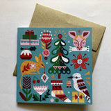 Earth Greetings Christmas Greeting Cards - Bushland Greetings