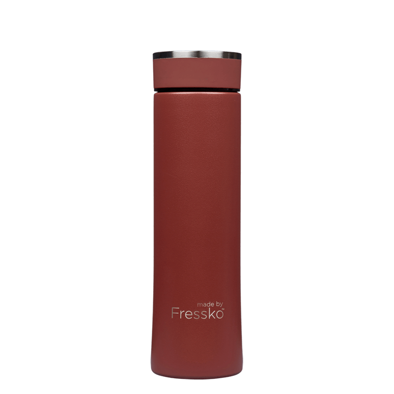 Fressko Colour Collection Water Bottle - 500ml (Clay)