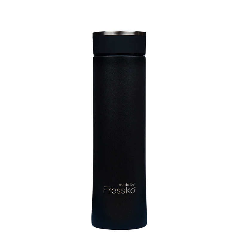 Fressko Colour Collection Water Bottle - 500ml (Coal)