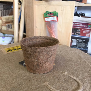 Coir Fibre Pots - Various Sizes