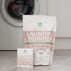Laundry Powder 100% Natural - 1kg - The Family Hub